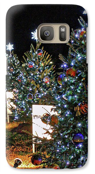 Galaxy Case featuring the photograph Pathway Of Peace by Suzanne Stout