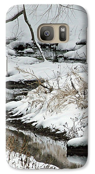 Galaxy Case featuring the photograph Patiently Waiting 1 by Paula Guttilla