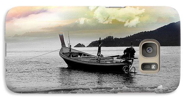 Patong Beach Galaxy Case by Mark Ashkenazi