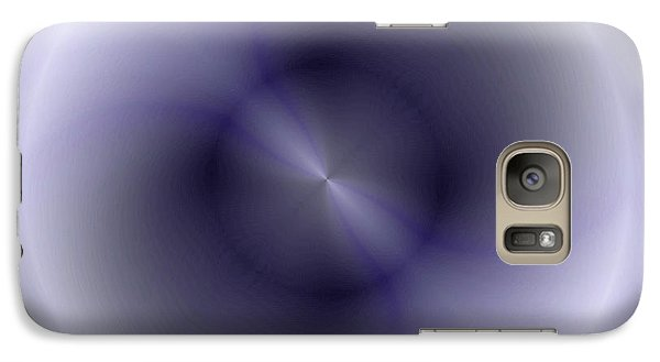 Galaxy Case featuring the digital art Pattern 43 by John Krakora