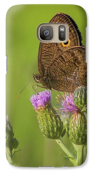 Pauper's Throne Galaxy S7 Case by Bill Pevlor