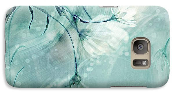 Galaxy Case featuring the photograph Peace And Harmony by Linda Sannuti