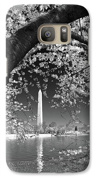 Galaxy Case featuring the photograph Peace And Harmony by Mitch Cat