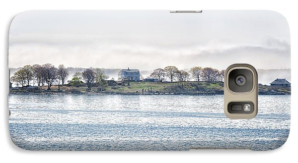 Galaxy Case featuring the photograph Peaceful A Life To Live by Richard Bean