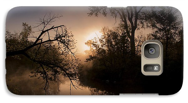 Galaxy Case featuring the photograph Peaceful Calm by Annette Berglund