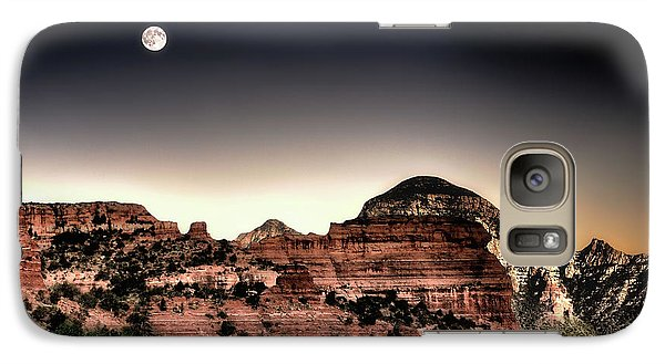Galaxy Case featuring the photograph Peaceful Easy Feeling by Jim Hill