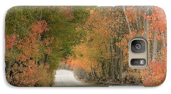 Galaxy Case featuring the photograph Peaceful Sierra Morning by Sandra Bronstein