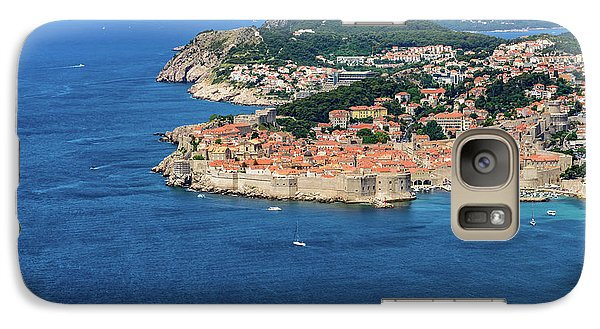Pearl Of The Adriatic, Dubrovnik, Known As Kings Landing In Game Of Thrones, Dubrovnik, Croatia Galaxy S7 Case