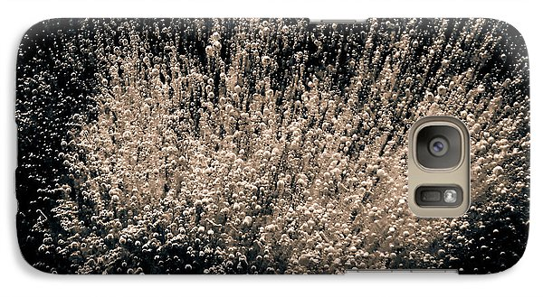 Galaxy Case featuring the photograph Boundless Joy by Tom Vaughan