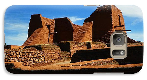 Galaxy Case featuring the photograph Pecos New Mexico by Joseph Frank Baraba
