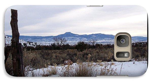 Pedernal Mountain Galaxy S7 Case