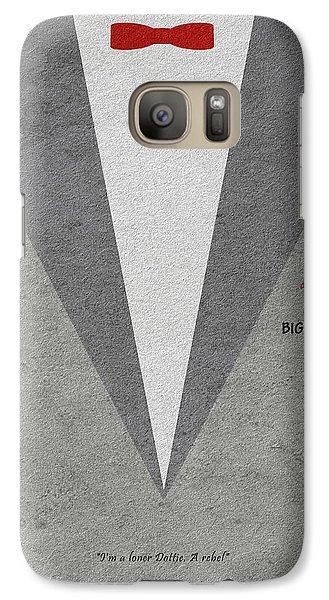 Galaxy Case featuring the digital art Pee-wee's Big Adventure by Ayse Deniz