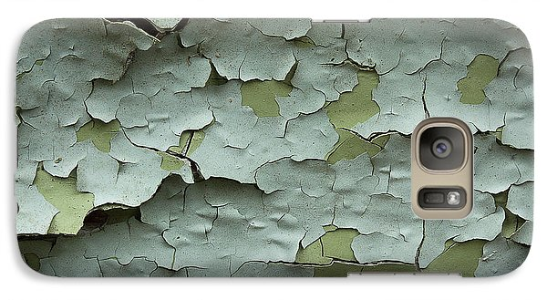 Galaxy Case featuring the photograph Peeling 2 by Mike Eingle