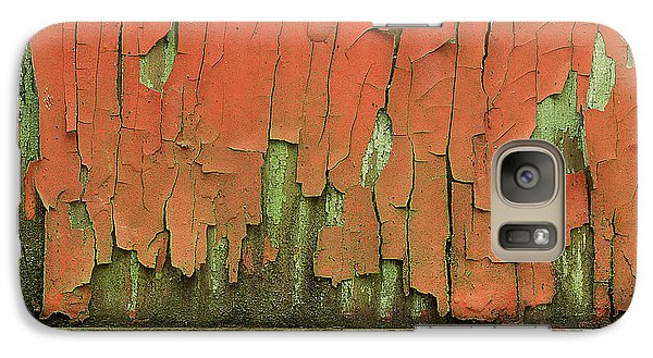 Galaxy Case featuring the photograph Peeling 4 by Mike Eingle