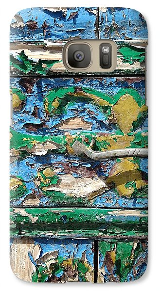 Galaxy Case featuring the photograph Peels Of Time by Olivier Calas