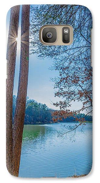 Peeping Sun Galaxy S7 Case