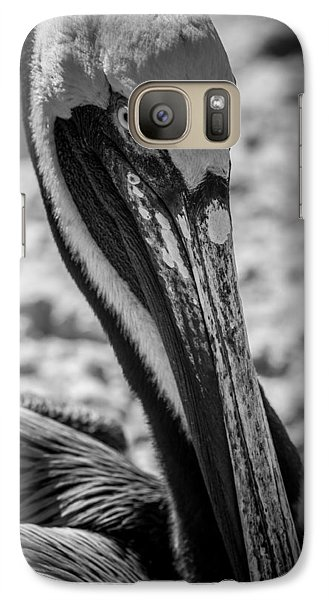 Galaxy Case featuring the photograph Pelican In Florida by Jason Moynihan