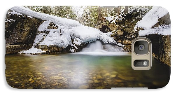 Galaxy Case featuring the photograph Pemigewasset River by Robert Clifford