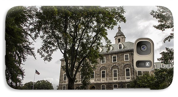 Penn State Old Main And Tree Galaxy S7 Case