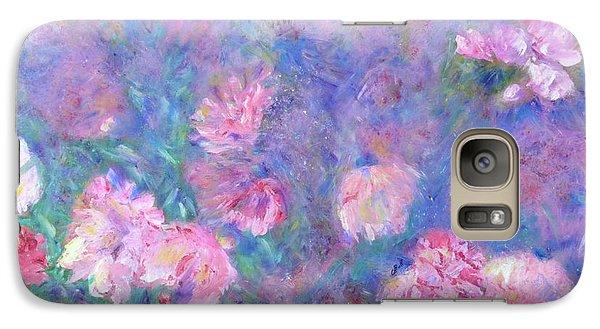 Peonies Galaxy S7 Case