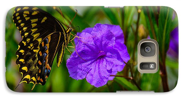 Galaxy Case featuring the photograph Perfect Harmony  by John Harding