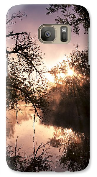 Galaxy Case featuring the photograph Perfect Reflections by Annette Berglund