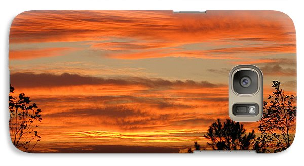 Galaxy Case featuring the photograph Perfection by Greg Patzer