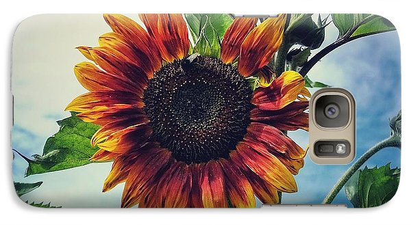 Galaxy Case featuring the photograph Perfectly Imperfect by Karen Stahlros
