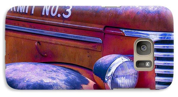 Permit No 3 Galaxy S7 Case by Garry Gay