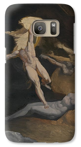 Gorgon Galaxy S7 Case - Perseus Slaying The Medusa by Henry Fuseli