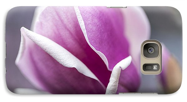 Galaxy Case featuring the photograph Petals by Edward Kreis
