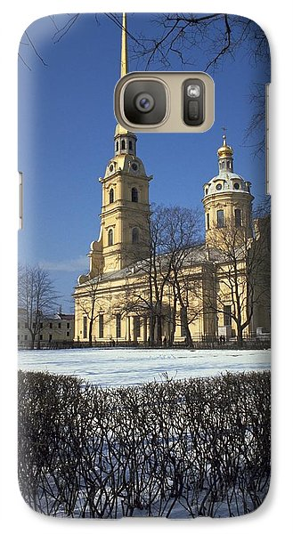 Peter And Paul Cathedral Galaxy S7 Case