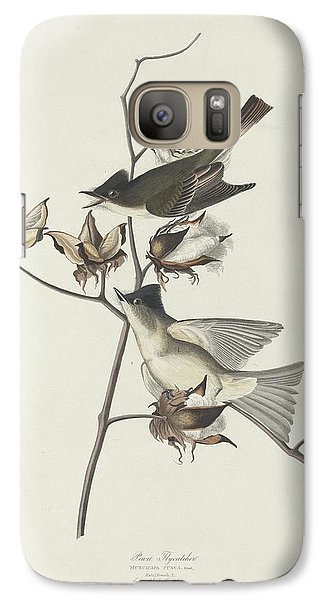 Flycatcher Galaxy S7 Case - Pewit Flycatcher by Dreyer Wildlife Print Collections