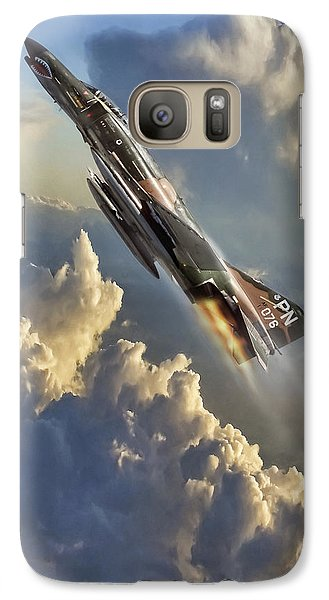 Phantom Cloud Break Galaxy S7 Case