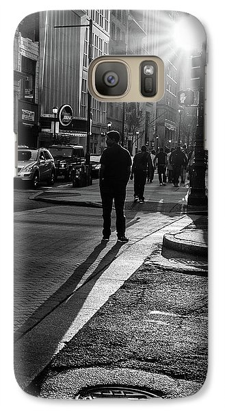 Galaxy Case featuring the photograph Philadelphia Street Photography - 0943 by David Sutton