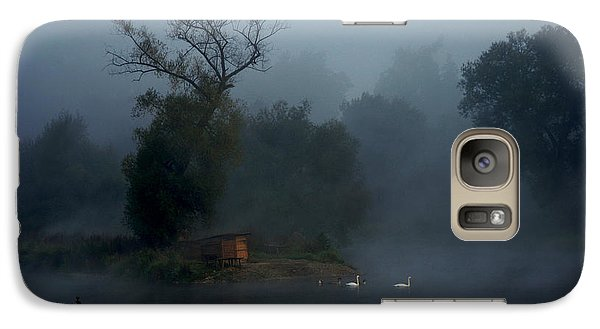 Galaxy Case featuring the photograph Photo By Yossi Danielzon by Meir Ezrachi