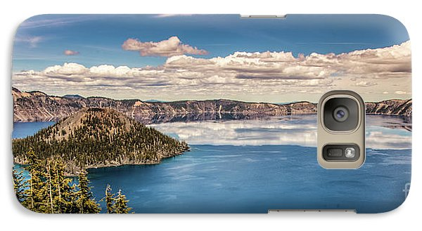 Crater Lake Galaxy S7 Case