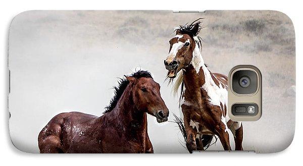 Picasso - Wild Stallion Battle Galaxy S7 Case