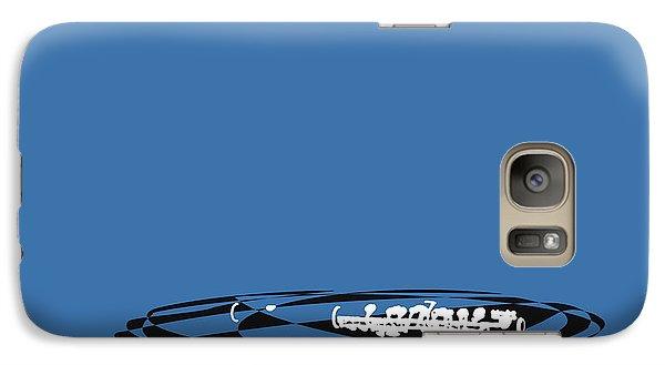 Galaxy Case featuring the digital art Piccolo In Blue by Jazz DaBri