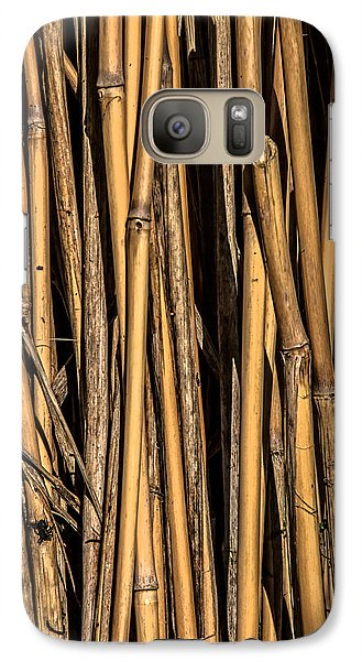 Galaxy Case featuring the photograph Pick-up Sticks by Odd Jeppesen