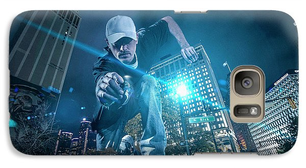 Galaxy Case featuring the photograph Pics By Nick by Nicholas Grunas