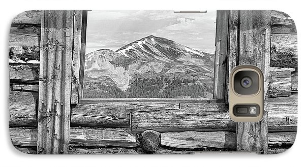 Galaxy Case featuring the photograph Picture Window #2 by Eric Glaser