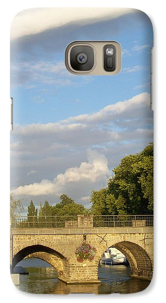 Galaxy Case featuring the photograph Picturesque by Mary Mikawoz