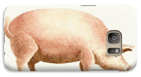 Pig Galaxy S7 Case