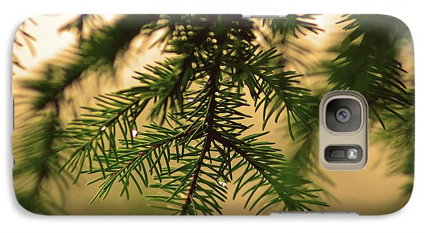 Galaxy Case featuring the photograph Pine by Robert Geary
