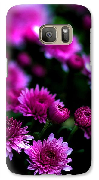 Galaxy Case featuring the photograph Pink Beauty by Cherie Duran