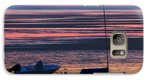 Galaxy Case featuring the photograph Pink Dawn by Dianne Cowen