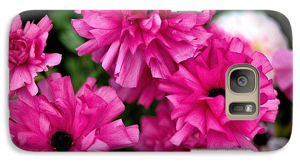 Galaxy Case featuring the photograph Pink by Diana Mary Sharpton