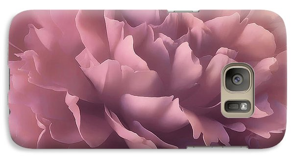 Galaxy Case featuring the photograph Pink Splash by Darlene Kwiatkowski