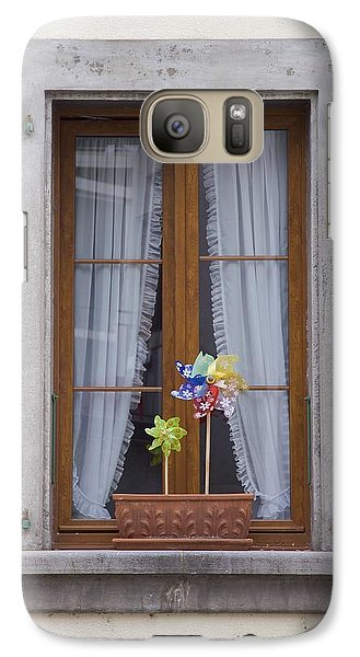 Galaxy Case featuring the photograph Pinwheels Will Do by Colleen Williams